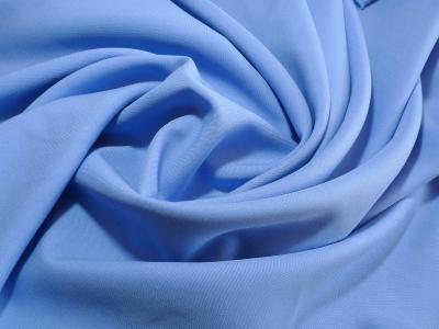 Габардин, голубой