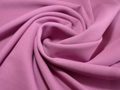 габардин, ярко-розовый