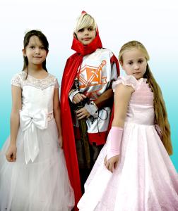 Рыцарь и принцессы