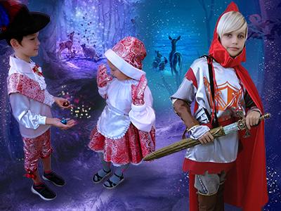 Прокат и пошив карнавальных костюмов в Судаке, Крым